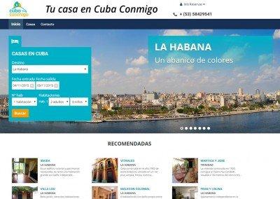 Tu casa en Cuba Conmigo
