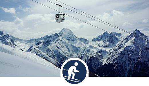 Sistema de reservas para esqui