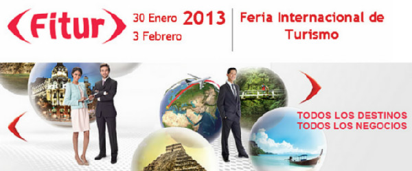 Nos vemos en Fitur 2013