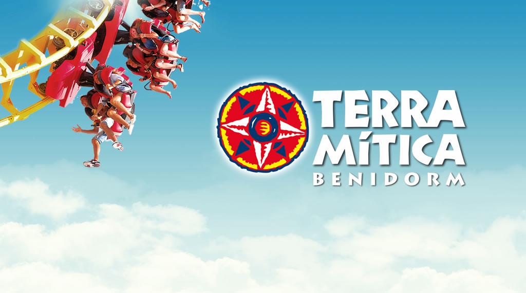 Publicamos la web de reserva de Hotel + Entrada  para TerraMítica.