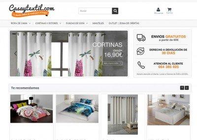 Casaytextil.com