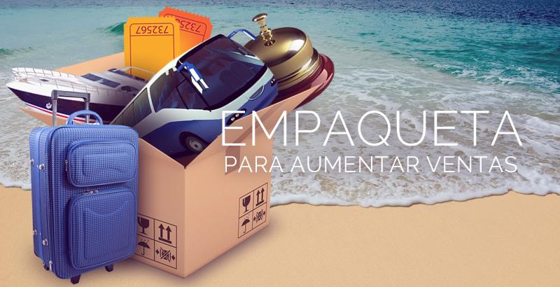 Dispongo, la herramienta idónea para ofrecer a tus clientes la posibilidad de paquete dinámico, la tendencia turística del futuro