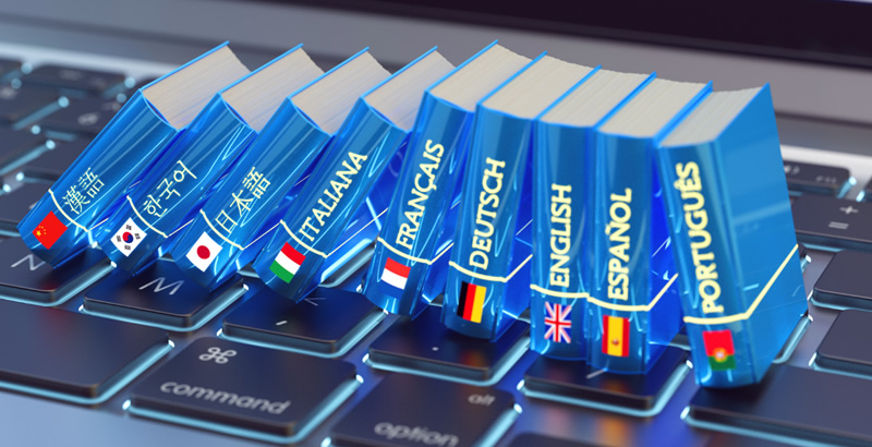 Factores que debes tener en cuenta para traducir la web de tu central de reservas