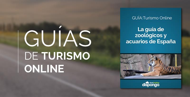 GUÍA Turismo On-line.  La guía de zoológicos y acuarios de España