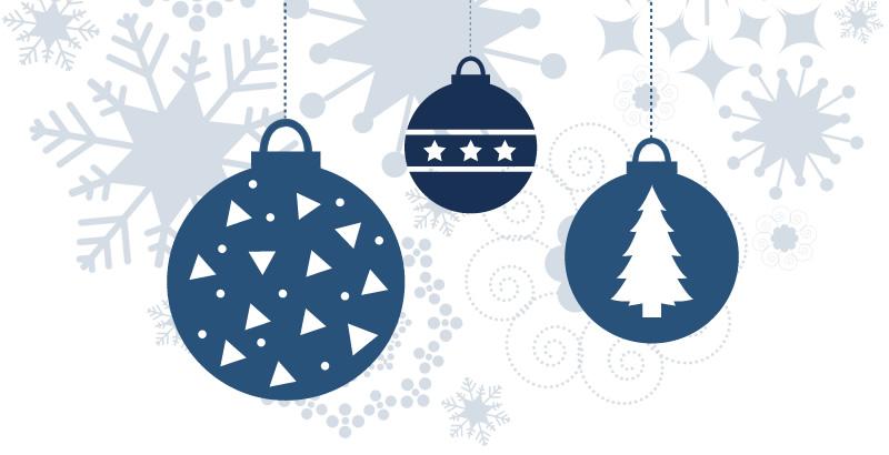 Nuestros mejores deseos en estas navidades