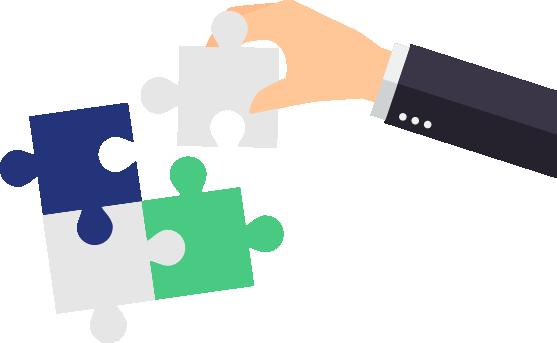 conectado clientes proveedores - Doblemente