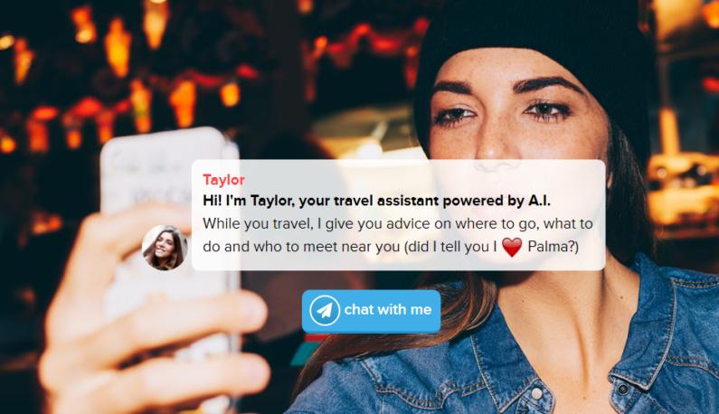 chatbot nomadist