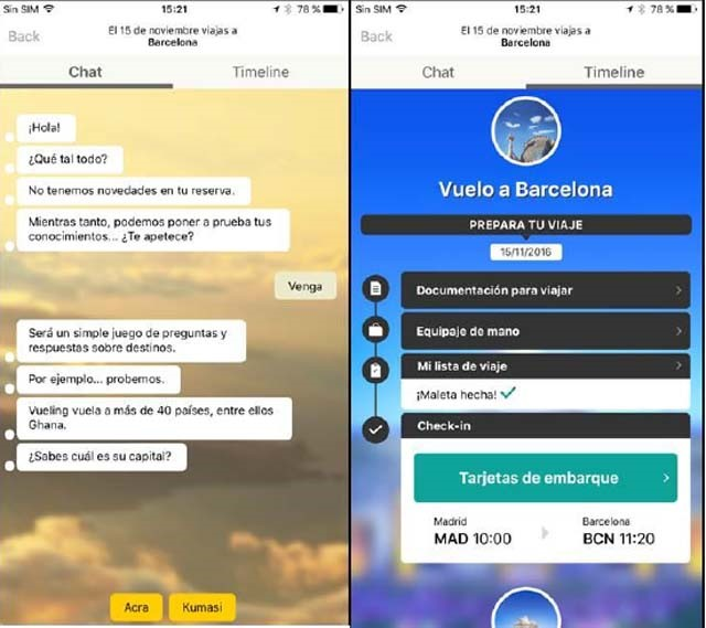 chatbot vueling