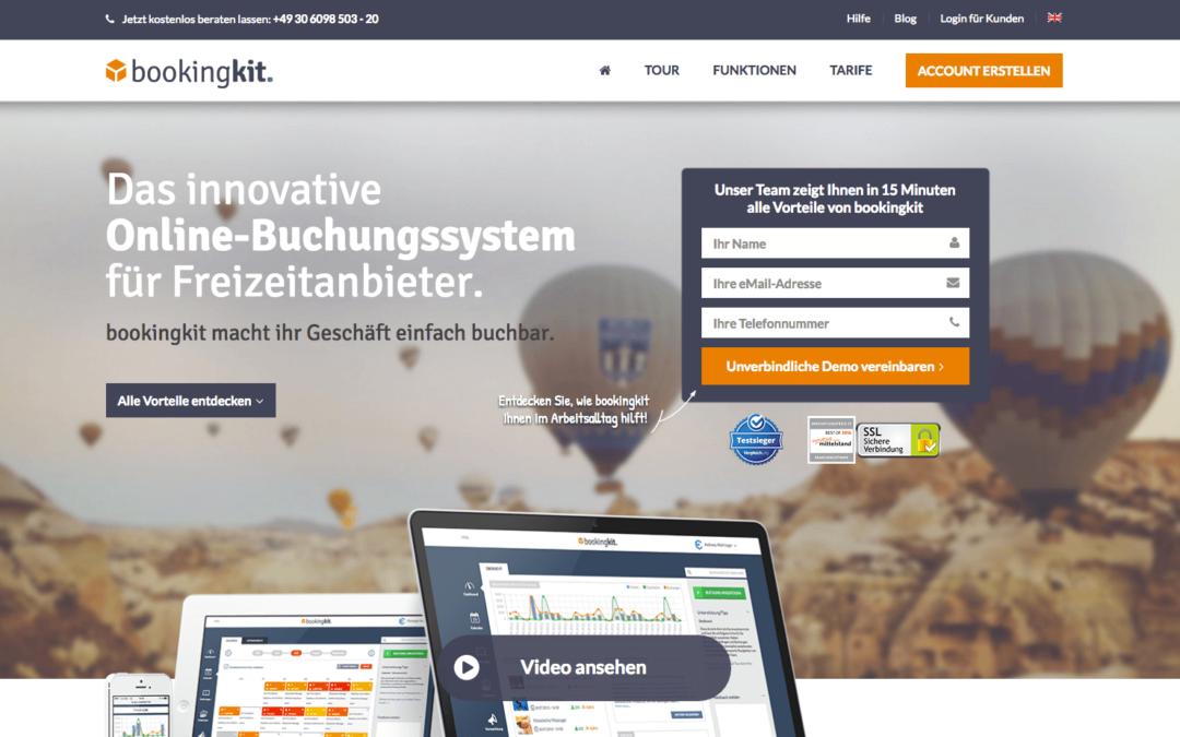 Connecting Europe – bookingkit y Doblemente unen sus fuerzas