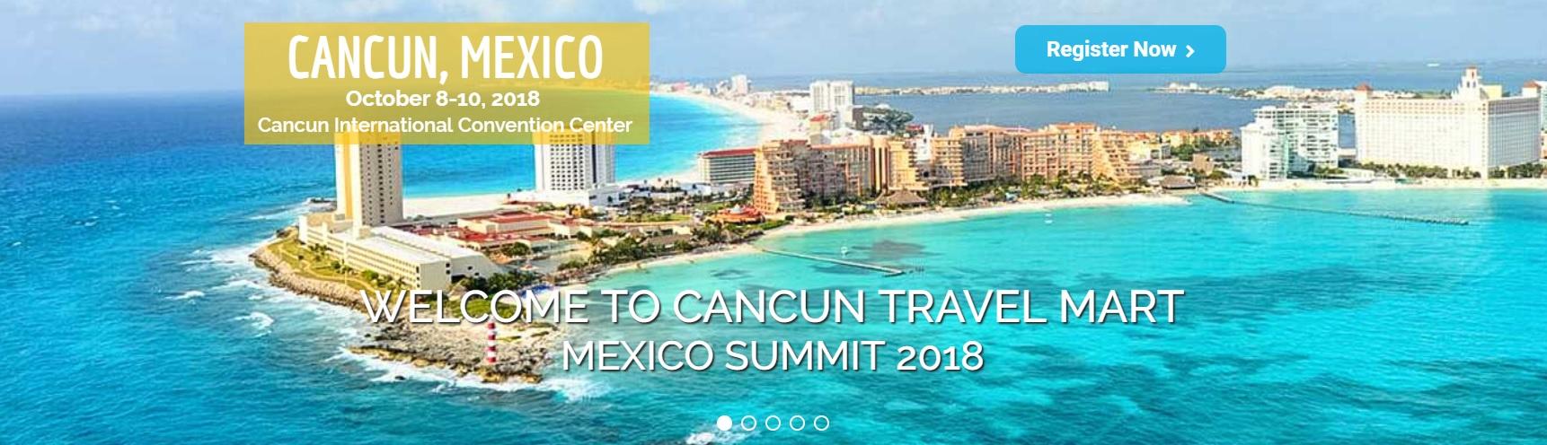 Doblemente presente en Cancún Travel Mart