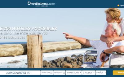 Nueva alianza entre Omnirooms y TravelgateX para ofrecer habitaciones adaptadas