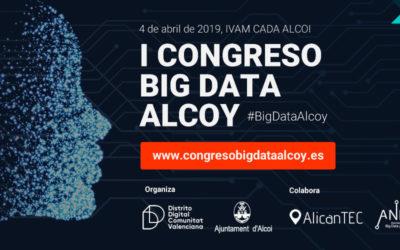 Doblemente participa en el I CONGRESO BIG DATA ALCOY