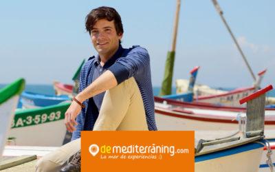 """Màrius Pellicer, de DeMediterràning.com: """"Hay que apostar por la calidad turística y no por la cantidad."""