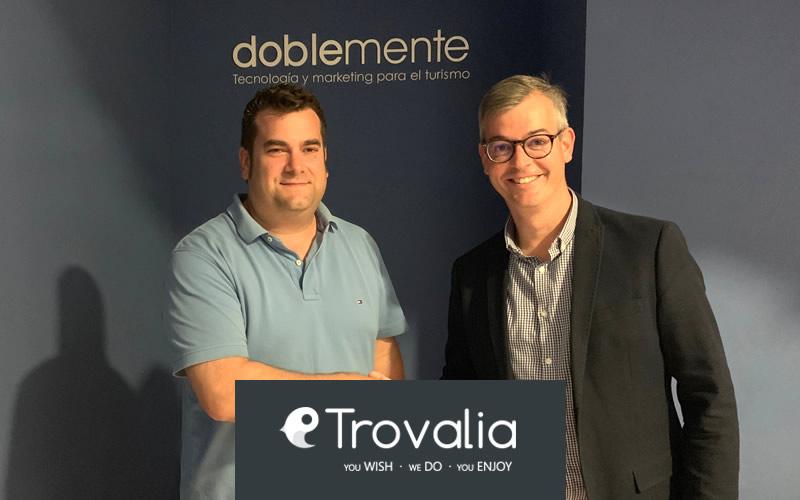 """Raúl Caldevilla, de Trovalia: """"La tendencia del  mercado la marcarán unas pocas OTAS"""""""