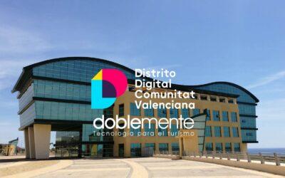 Doblemente se adhiere al Distrito Digital de la Comunidad Valenciana