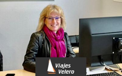 Esther Velero, directora de Viajes Velero