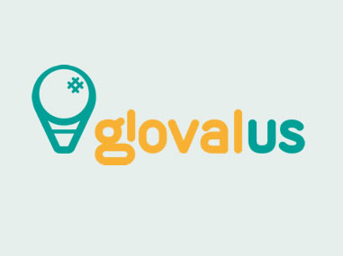 logo glovalus - Doblemente